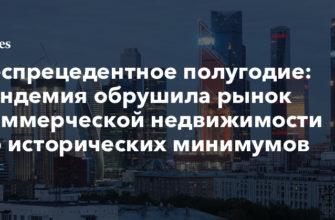 Аналитика рынка недвижимости Москвы